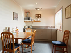 Cottage Kitchen | Cosy Family Holiday Accommodation Marlborough NZ